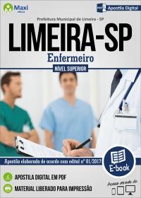 Enfermeiro - Prefeitura de Limeira - SP