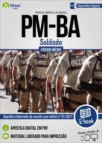Soldado - Polícia Militar - BA