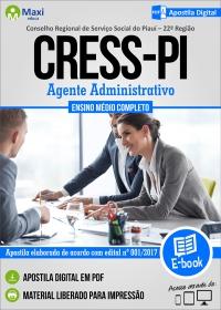 Agente Administrativo - CRESS - PI