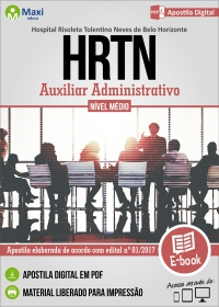 Auxiliar Administrativo - HRTN