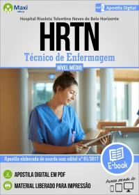 Técnico de Enfermagem - HRTN