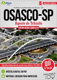 Auxiliar Operacional - Prefeitura de Osasco - SP