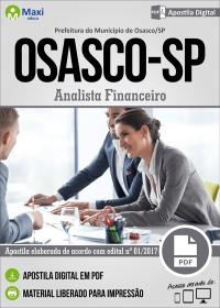 Analista Financeiro - Prefeitura de Osasco - SP