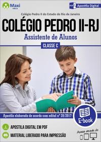 Assistente de Alunos - Colégio Pedro II - RJ