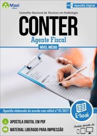 Agente Fiscal - CONTER