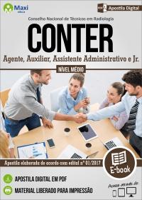 Agente Administrativo - CONTER