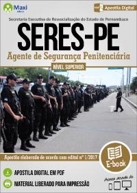 Agente de Segurança Penitenciária - SERES-PE
