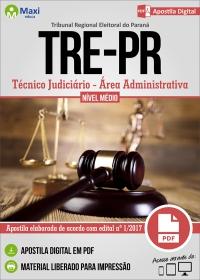 Técnico Judiciário - Área Administrativa - TRE-PR