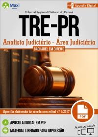 Analista Judiciário - Área Judiciária - TRE-PR
