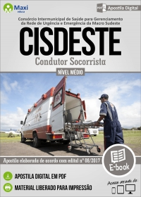 Condutor Socorrista - CISDESTE