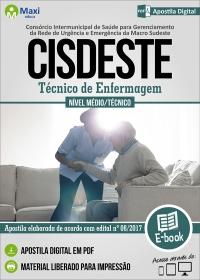 Técnico de Enfermagem - CISDESTE
