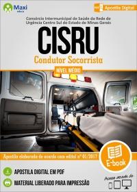 Condutor Socorrista - CISRU