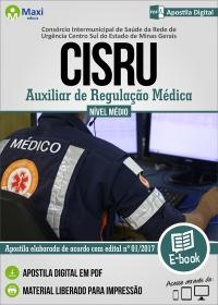Auxiliar de Regulação Médica - CISRU