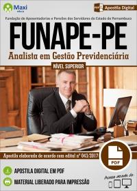 Analista em Gestão Previdenciária - Funape-PE