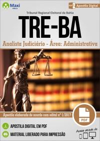 Analista Judiciário - Área Administrativa - TRE-BA