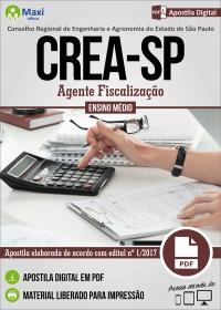 Agente Fiscalização - CREA-SP