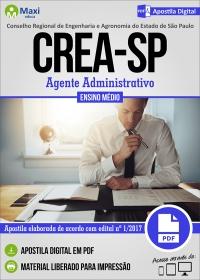 Agente Administrativo - CREA-SP