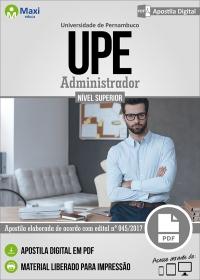 Administrador - UPE
