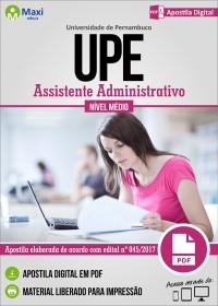 Assistente Administrativo - UPE