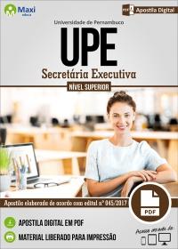 Secretária Executiva - UPE
