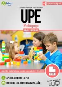 Pedagogo - UPE