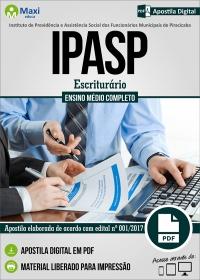 Escriturário - IPASP - Piracicaba - SP
