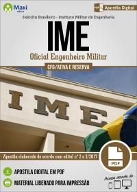 Oficial Engenheiro Militar - IME - Exército Brasileiro
