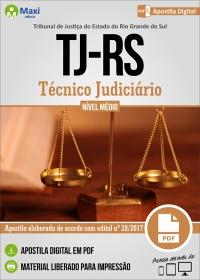 Técnico Judiciário - Tribunal de Justiça - RS