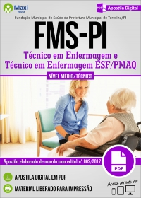 Técnico em Enfermagem - FMS-PI - Prefeitura de Teresina - PI