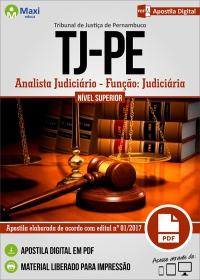 Analista Judiciário - Função Judiciária - Tribunal de Justiça - PE