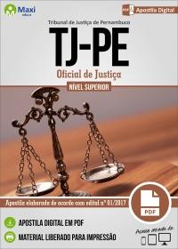 Oficial de Justiça - Tribunal de Justiça - PE