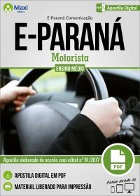 Motorista - E-Paraná Comunicação