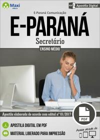 Secretário - E-Paraná Comunicação