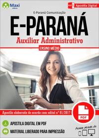 Auxiliar Administrativo - E-Paraná Comunicação