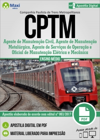 Agente de Manutenção Civil - CPTM