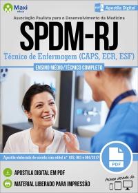 Técnico de Enfermagem - SPDM-RJ