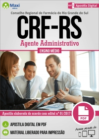 Agente Administrativo - CRF-RS