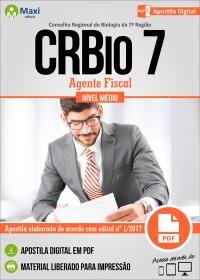 Agente Fiscal - CRBio 7ª Região