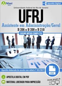 Assistente em Administração/Geral - UFRJ