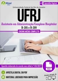 Assistente em Administração/Complexo Hospitalar - UFRJ