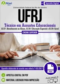 Técnico em Assuntos Educacionais/Atendimento ao Aluno - UFRJ