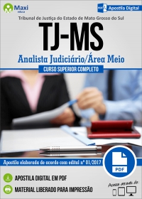 Analista Judiciário/Área Meio - Tribunal de Justiça - MS