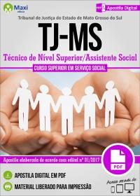 Técnico de Nível Superior/Assistente Social - Tribunal de Justiça - MS