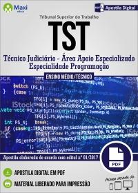Técnico Judiciário - Programação - Tribunal Superior do Trabalho
