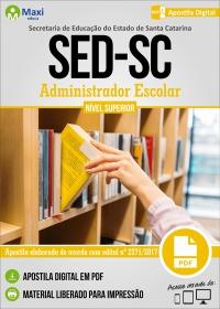 Administrador Escolar - SED - SC