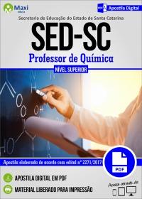 Professor de Química - SED - SC