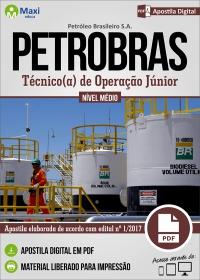 Técnico de Operação Júnior - Petrobras