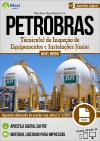 Técnico de Inspeção de Equipamentos e Instalações Júnior - Petrobras