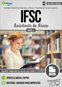 Assistente de Aluno - IFSC
