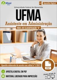 Assistente em Administração - UFMA